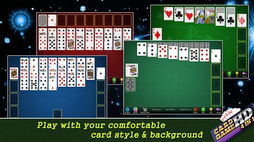 Solitaire Card Games HD screenshots 14
