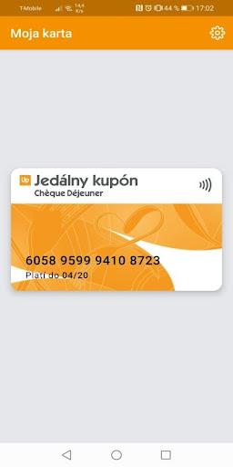 Up Du00e9jeuner NFC 2.0.1 screenshots 3
