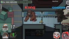 Among Us Godzilla Vs Kong Imposter Role Modのおすすめ画像4