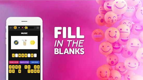 Guess The Emoji - Trivia and Guessing Game! screenshots 6