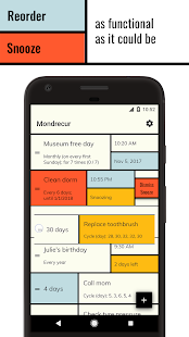Mondrecur - Reminder & Day Counter Manager