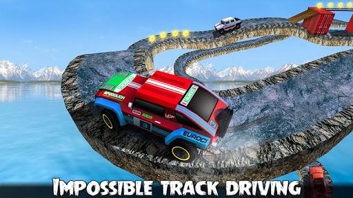 Car Stunt Driving Games 3D: Off road New Car Games  Screenshots 4