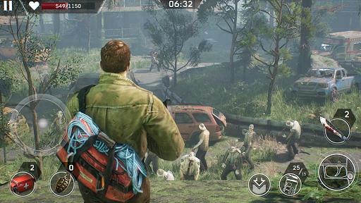 Left to Survive: Dead Zombie Shooter. Apocalypse 4.7.3 screenshots 1