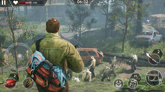Left to Survive: Dead Zombie Shooter. Apocalypse (MOD APK, Instant Recharge/High Damage) v4.7.4 1