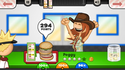 Papa's Burgeria To Go! Apkfinish screenshots 5