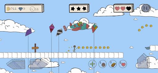 King of obstacles: Handmade adventure  screenshots 12