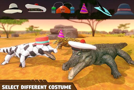 Crocodile Family Simulator Games 2021 1.0 screenshots 15