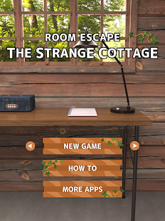 RoomEscape The strange cottage