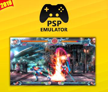 Free PSP Emulator 2019 ~ Android Emulator For PSP 4