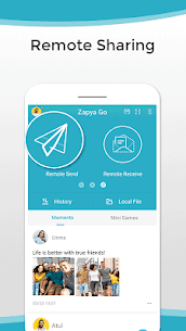 Zapya Go – Share File with Those Nearby and Remote 2.0.5 Apk 3
