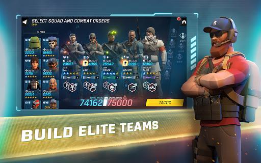 Tom Clancy's Elite Squad - Military RPG  screenshots 21