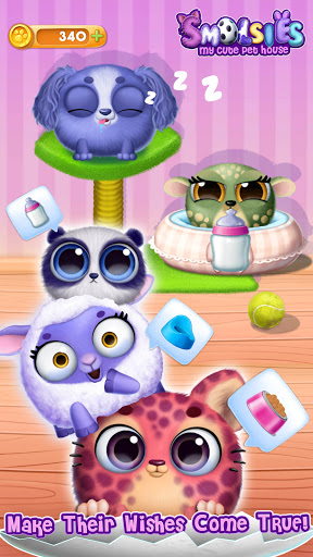 Smolsies - My Cute Pet House 5.0.142 Screenshots 6
