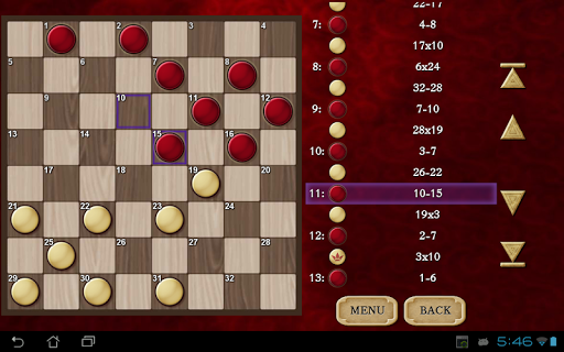 Checkers Free 2.321 screenshots 12