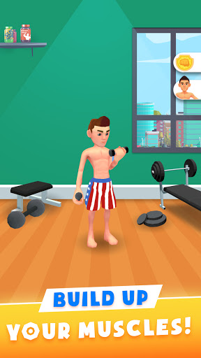Idle Workout Master - MMA gym fitness simulator apkdebit screenshots 3