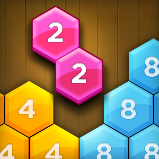 Hexa Block Puzzle - Merge Puzzle