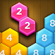 六角ブロックパズル