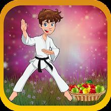Adroit Karate Man Escape - JRK Games APK