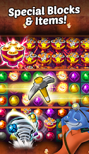Jewels Crush 2021 - new Puzzle Matching Adventure