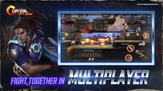 Contra Returns Mod Apk (ONE HIT to Kill) Download 7