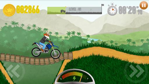 Motocross Trial Challenge  screenshots 14