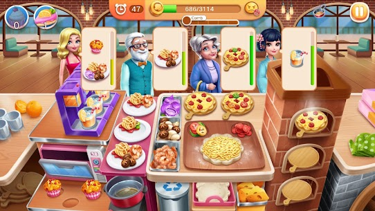 My Cooking – Restaurant Food Cooking Games MOD APK 10.3.90.5052 7