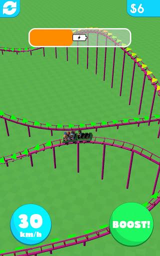 Hyper Roller Coaster apkdebit screenshots 8
