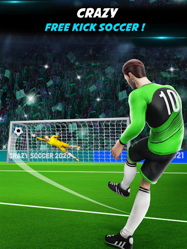 Soccer Kicks Strike: Mini Flick Football Games 3D screenshots 11