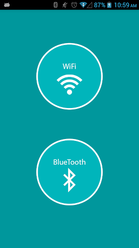 Foto do Arduin Remote Bluetooth-WiFi