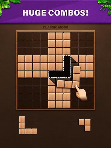 Fill Wooden Block: 1010 Wood Block Puzzle Classic  screenshots 10