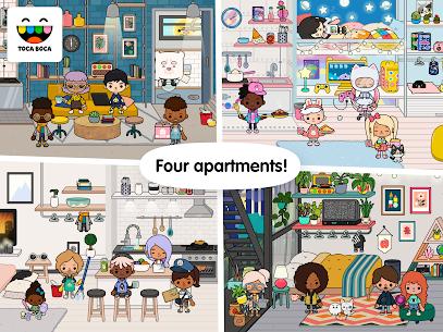 Toca Life: Neighborhood Free Apk Download 1