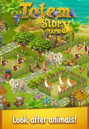 Totem Story Farm apkpoly screenshots 3