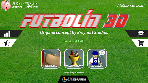 3D Foosball 0.1.57 screenshots 8