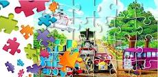 Jigsaw Puzzle Thomas The Train Gameのおすすめ画像2
