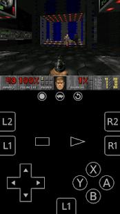 RetroArch Captura de tela
