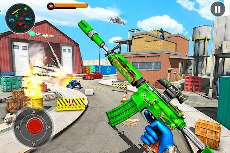 FPS Robot Shooting Strike : Counter Terrorist Game 2.7 Apk 3