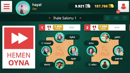 Eu015fli u0130haleli Batak 1.5.1 Screenshots 4