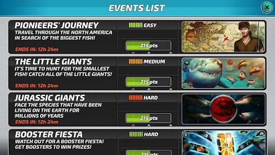 Fishing Clash: Game Câu Cá Online Thể Thao 3D Ver. 1.0.150 MOD Menu APK | Line Never Break | Auto fishing 5
