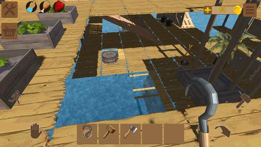 Oceanborn: Survival on Raft  screenshots 5