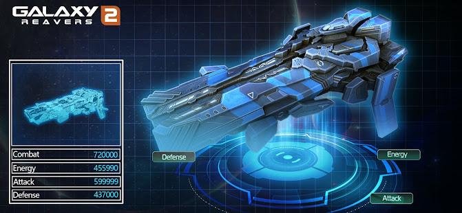 Galaxy Reavers 2 - Space RTS Battle 1.0.961 Screenshots 7