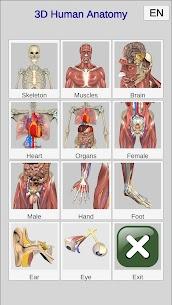 3D Anatomy APK (Paid) 3