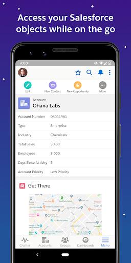 Salesforce  screenshots 2