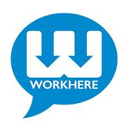 WorkHere  Icon