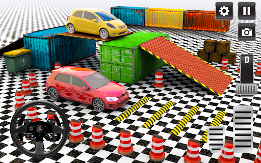 Unique Car Parking Game: Real Car Drive Challenges  Screenshots 13