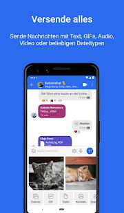 Signal – Sicherer Messenger Screenshot