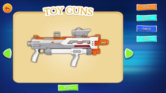 Gun Simulator - Toy Guns 1.4 screenshots 5