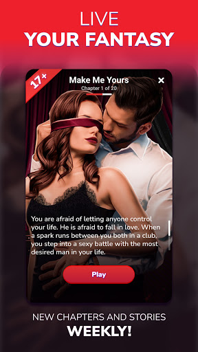 My Fantasy: Choose Your Romantic Interactive Story  screenshots 14