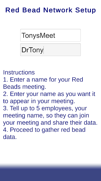 Deming's Red Beads Experiment in Augmented Reality screenshot 23