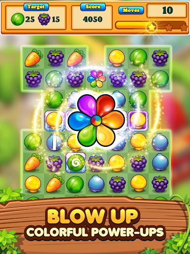 Garden Blast New 2020! Match 3 in a Row Games Free 2.1.4 screenshots 11