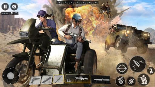 Real Commando Mission Game: Real Gun Shooter Games  screenshots 4