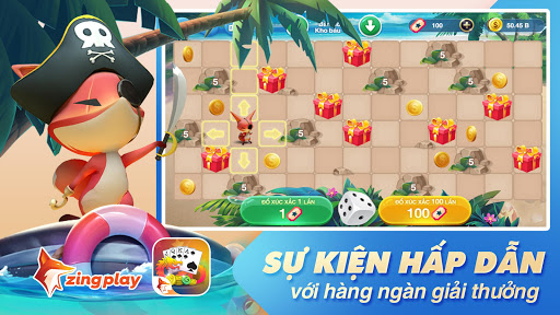 Poker VN - Mu1eadu Binh u2013 Binh Xu1eadp Xu00e1m - ZingPlay 5.12 screenshots 4